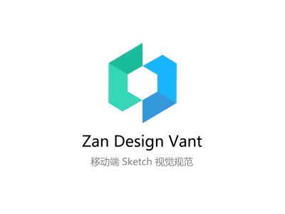 有赞 Zan Design Vant 移动端 视觉规范 .sketch素材下载