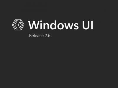 Windows UI  .fig素材下载